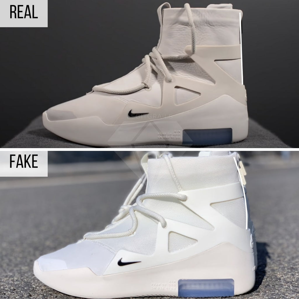 How To Spot Fake Nike X Air Fear Of God Godkiller