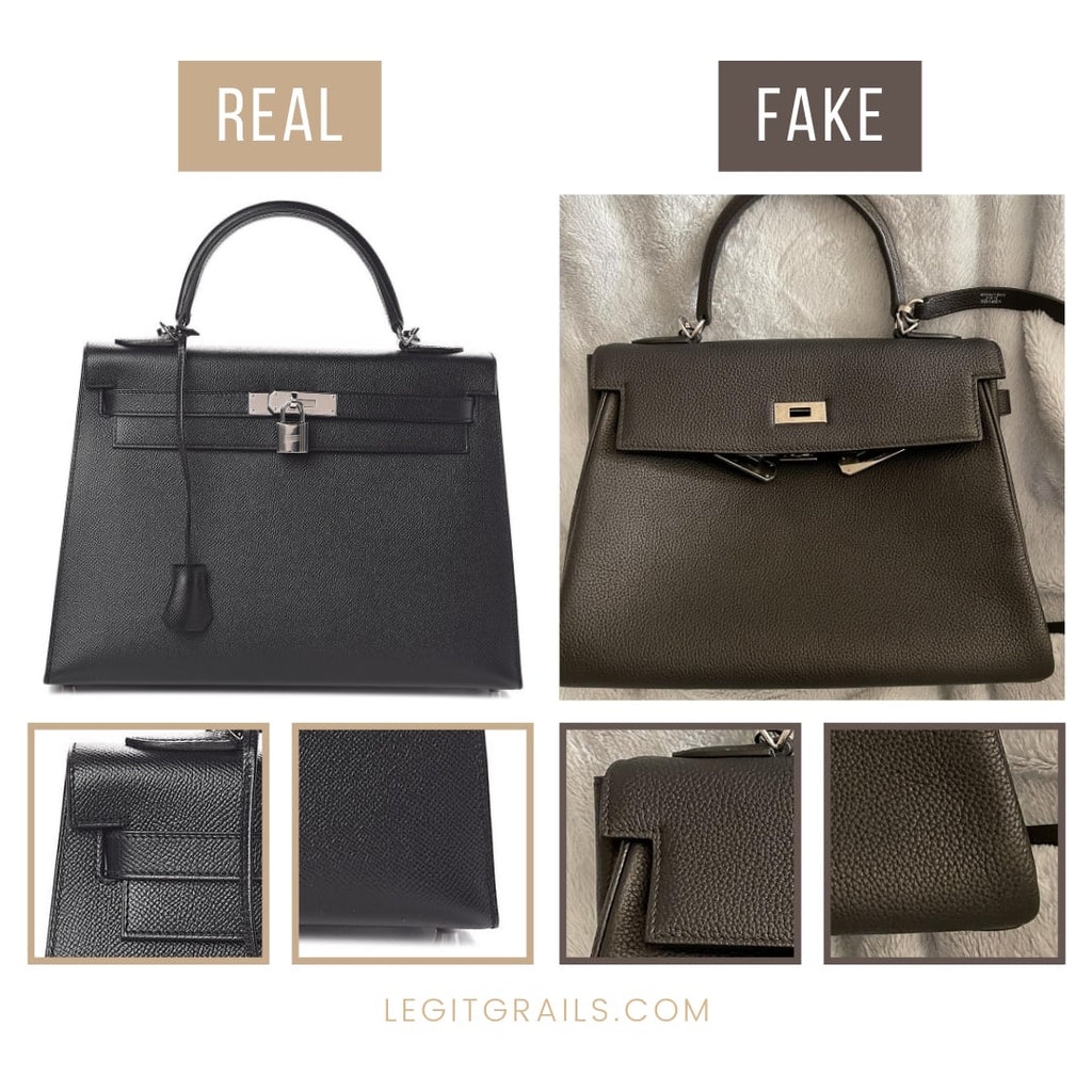 Hermes Kelly Bag Authentication