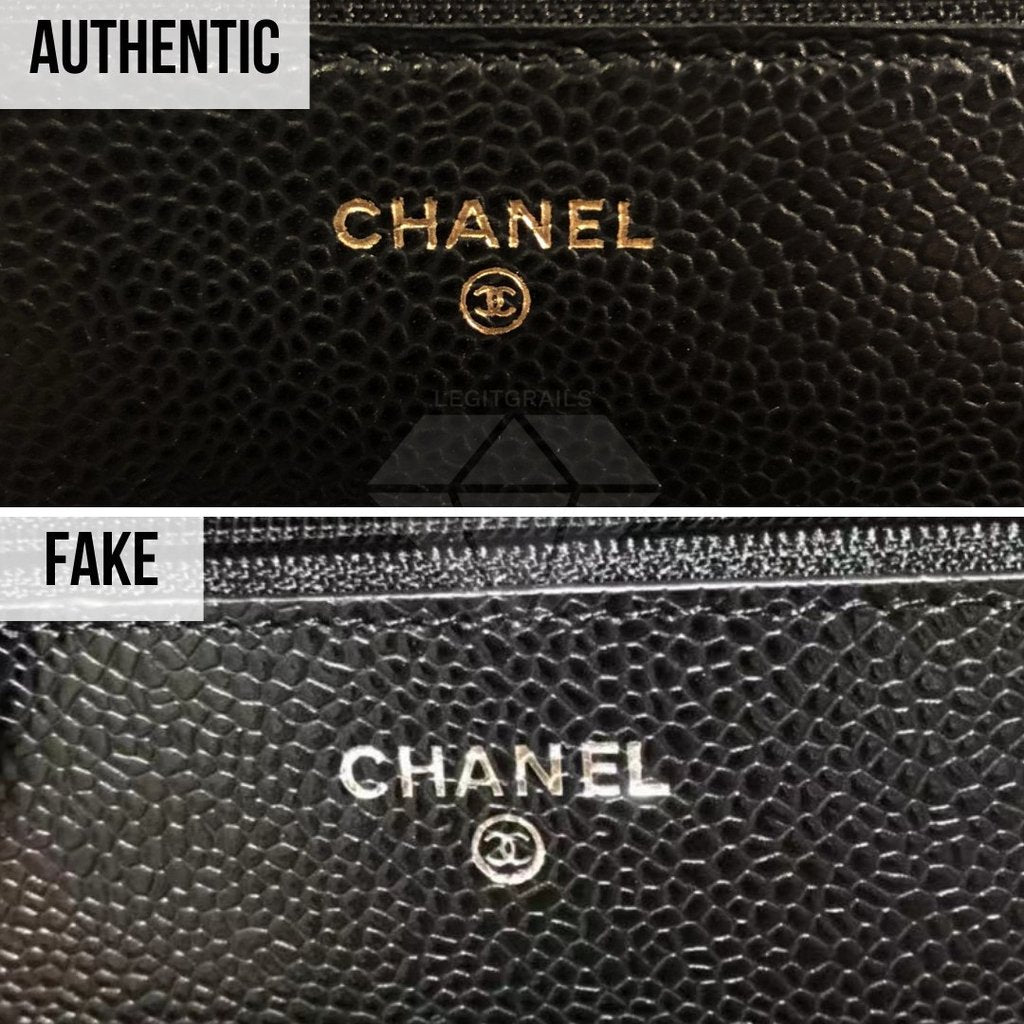 How To Authenticate Chanel Wallet On Chain