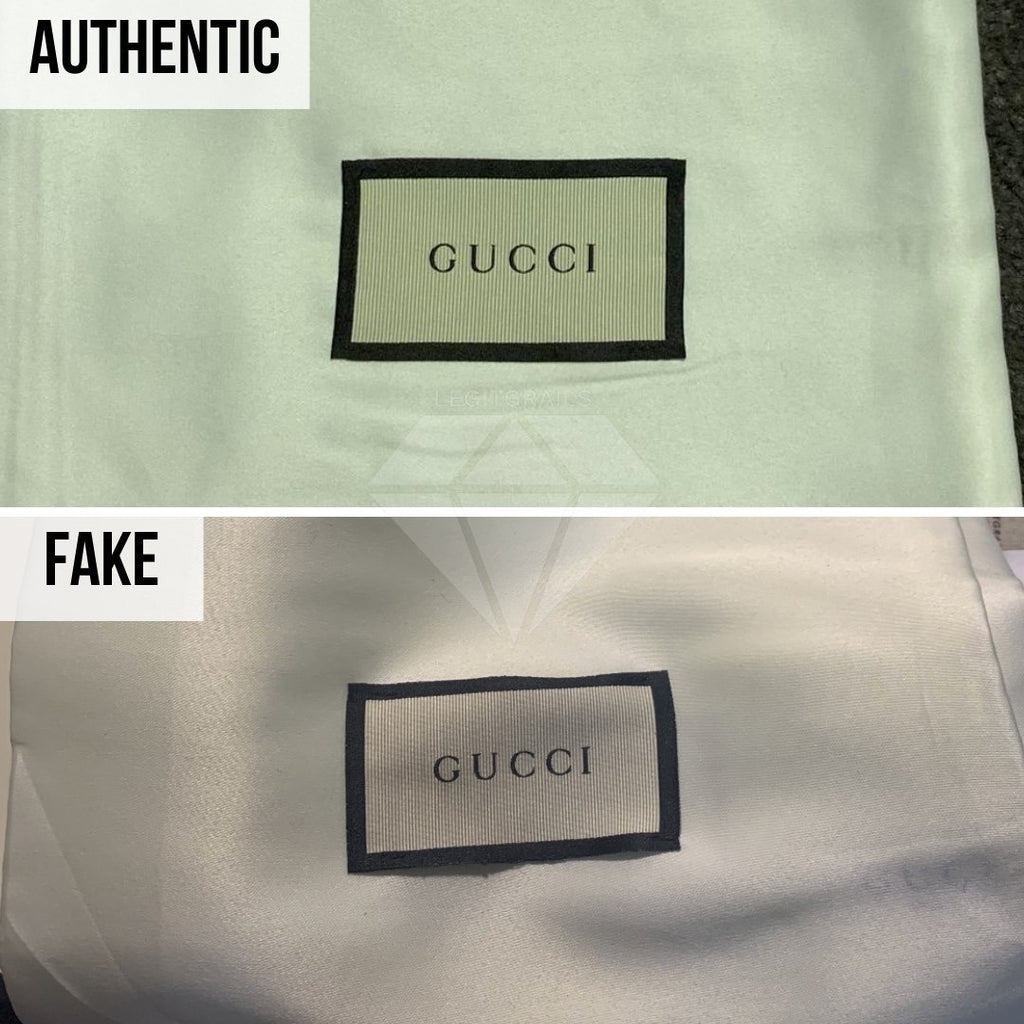 How To Authenticate Gucci Ace Sneakers