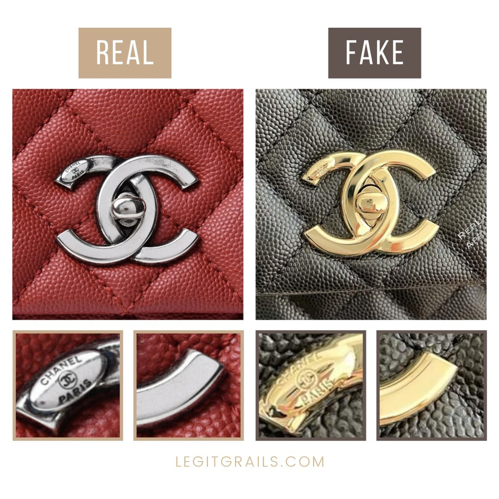 How To Legit Check Chanel Coco Handle Bag