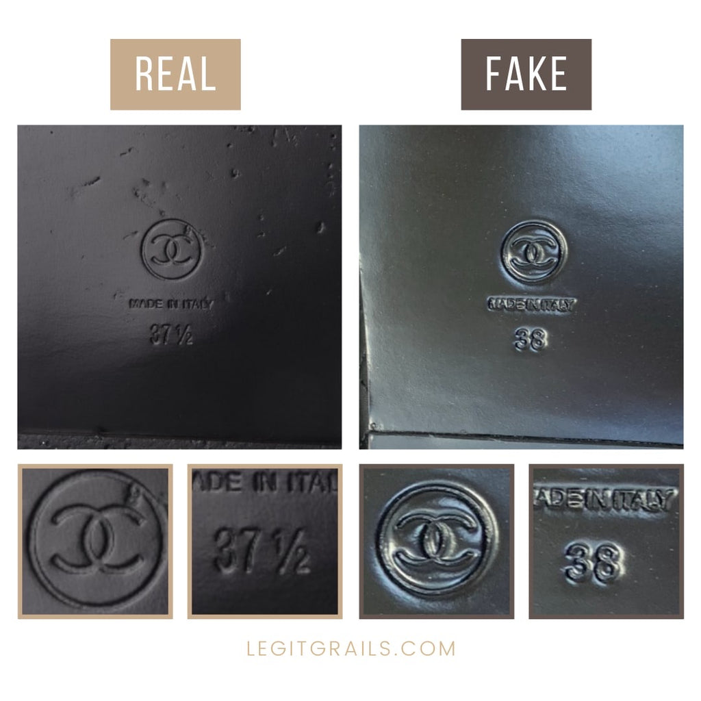 How To Legit Check Chanel Dad Sandals