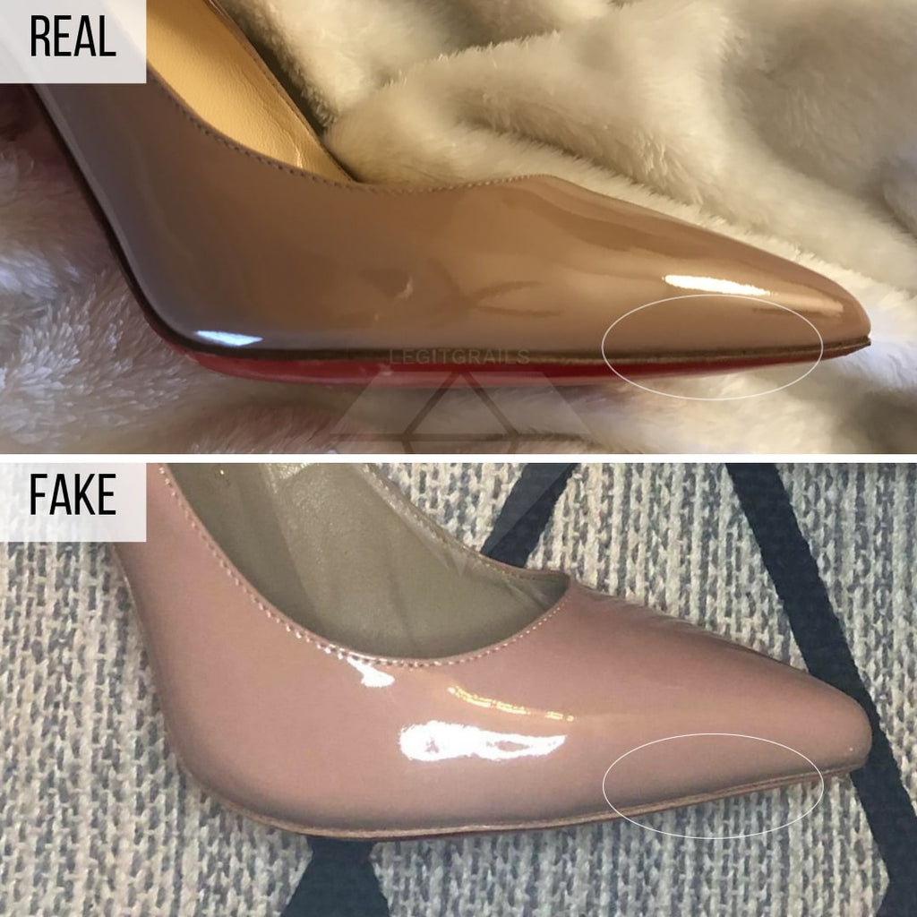 How To Legit Check Christian Louboutin Pigalle