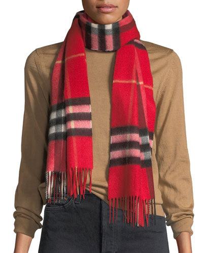 How To Spot Fake Burberry Scarf
