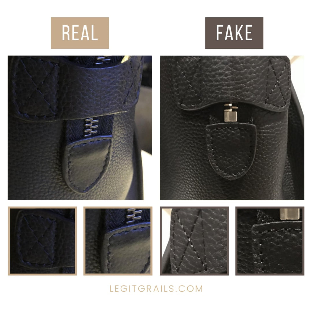 How To Spot Fake Celine Luggage Bag