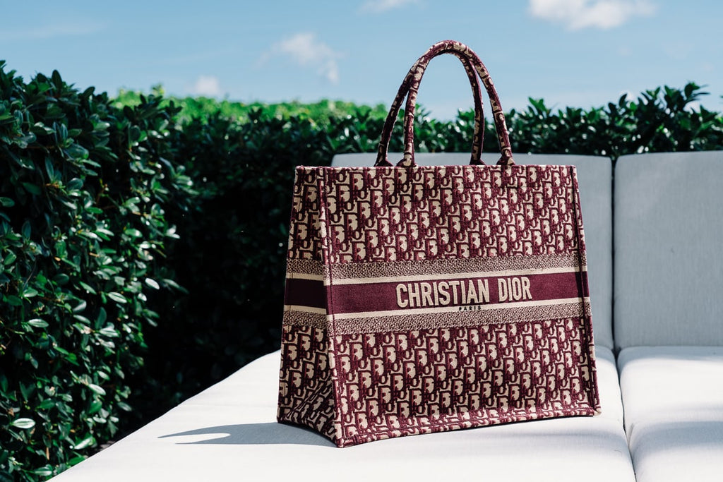 How To Spot Fake Dior Book Tote