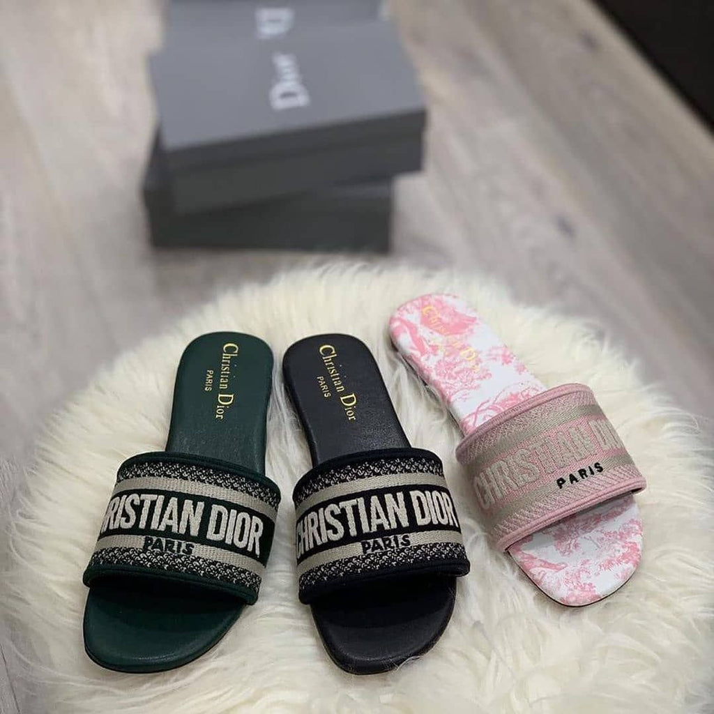 How To Spot Fake Dior Dway Slides