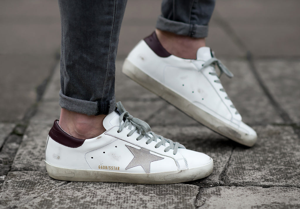 How To Spot Fake Golden Goose Super-Star Sneakers