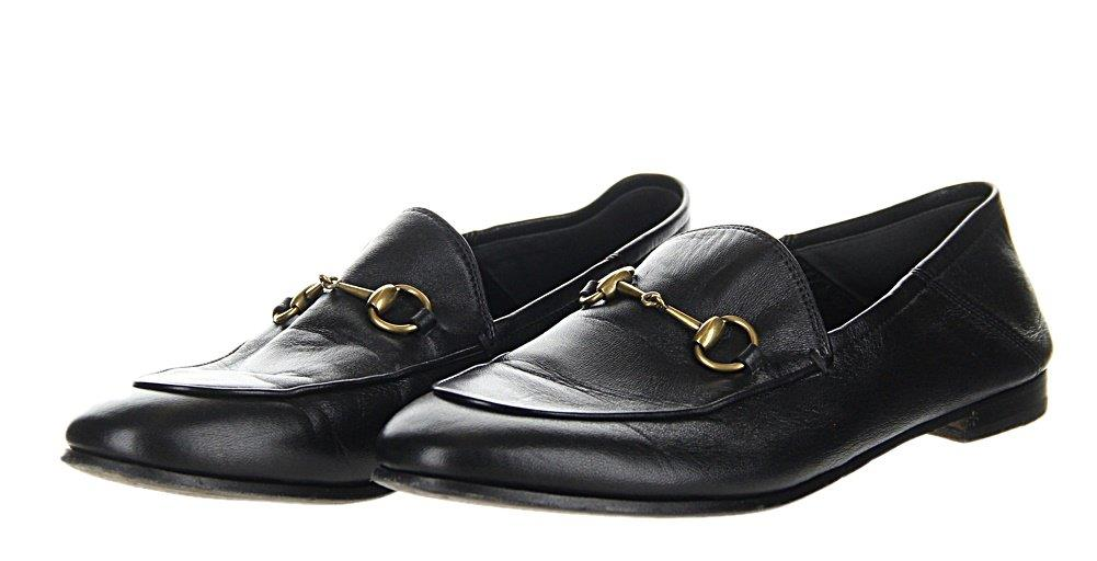 How To Spot Fake Gucci Brixton Loafers