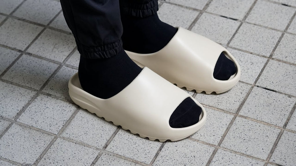 How To Spot Fake Yeezy Slides