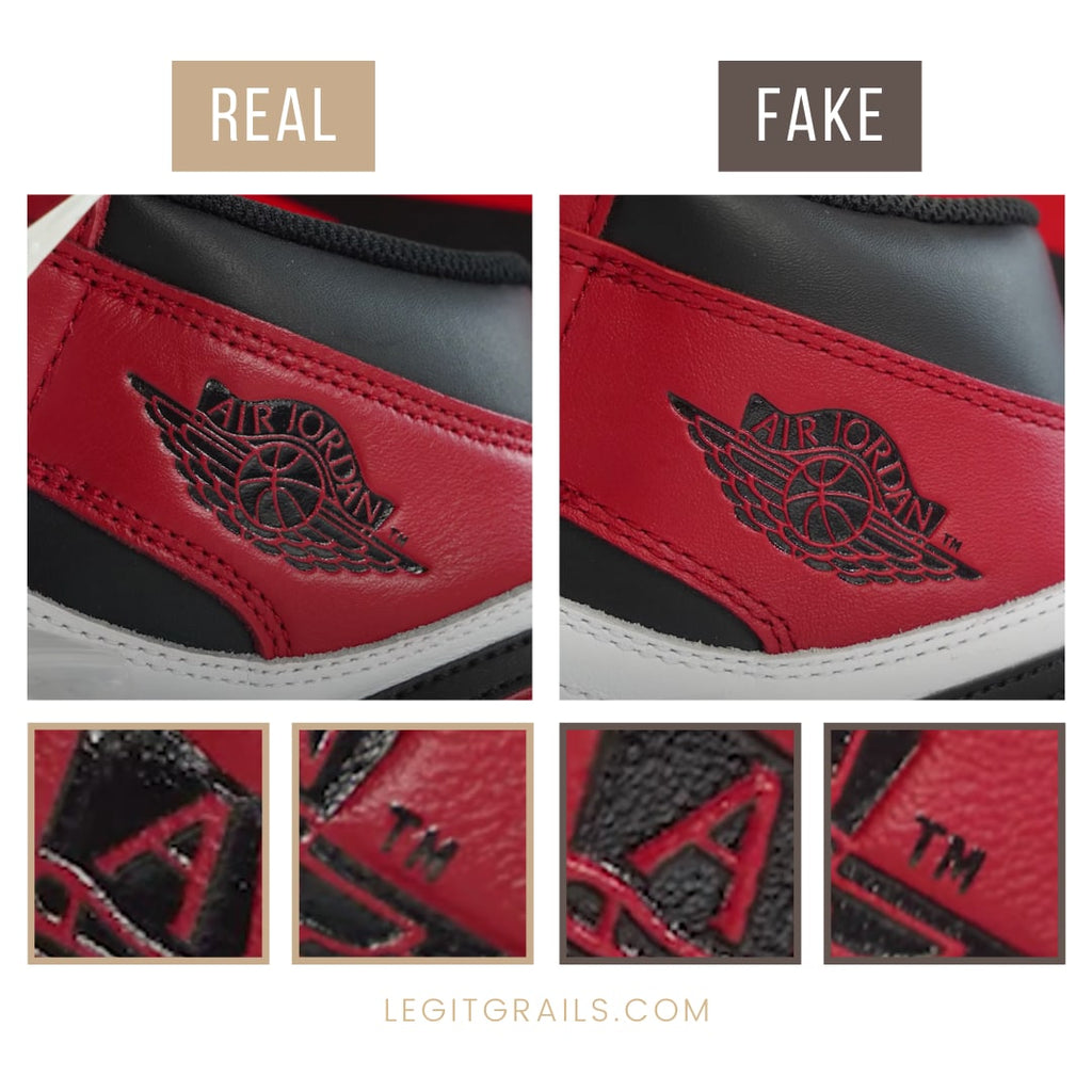 How To Spot Real Jordan 1 High Chicago