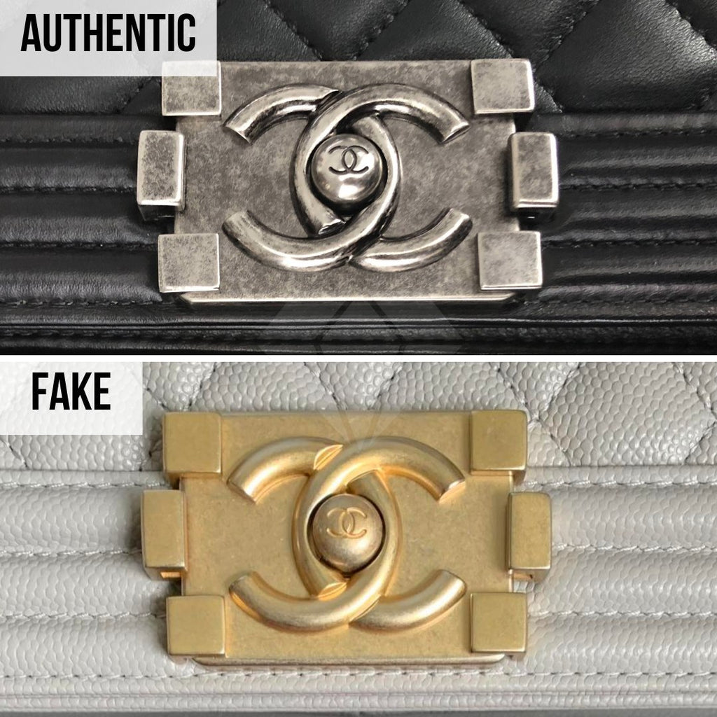 How To Spot a Fake Chanel Boy