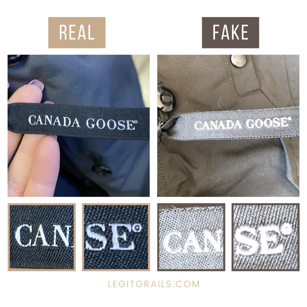 How To Tell If Canada Goose Jacket Is Fake