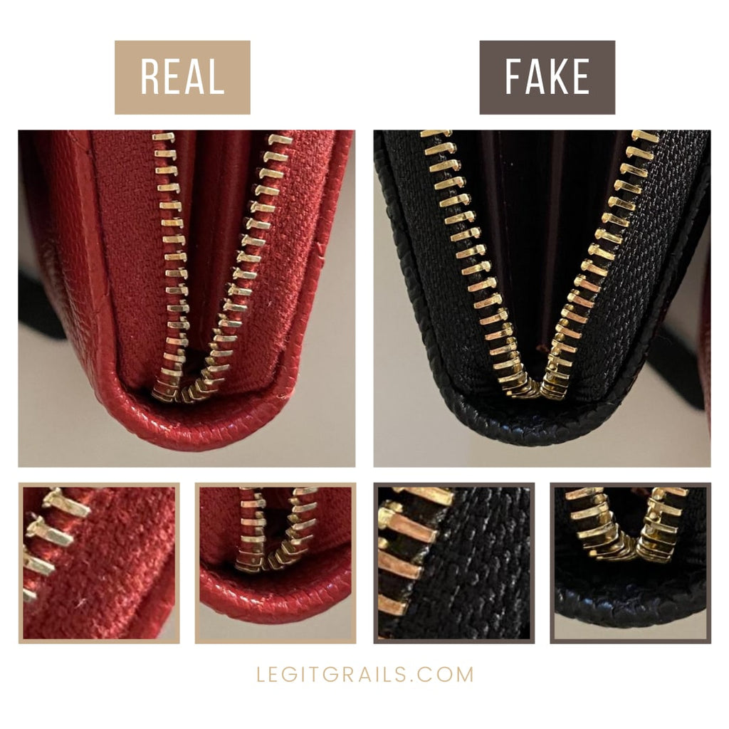 How To Tell If Chanel Wallet Is Fake