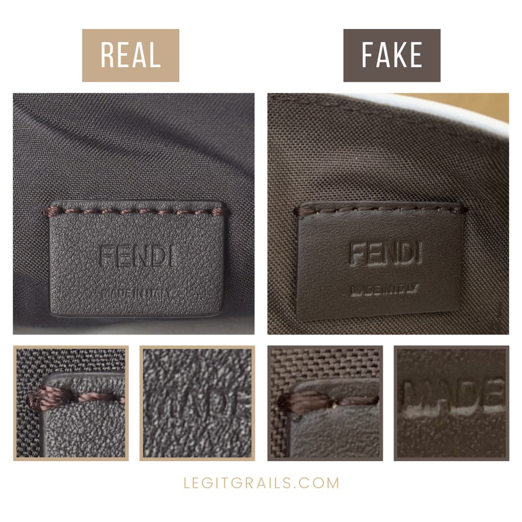 How To Tell If Fendi Baguette Bag Is Fake