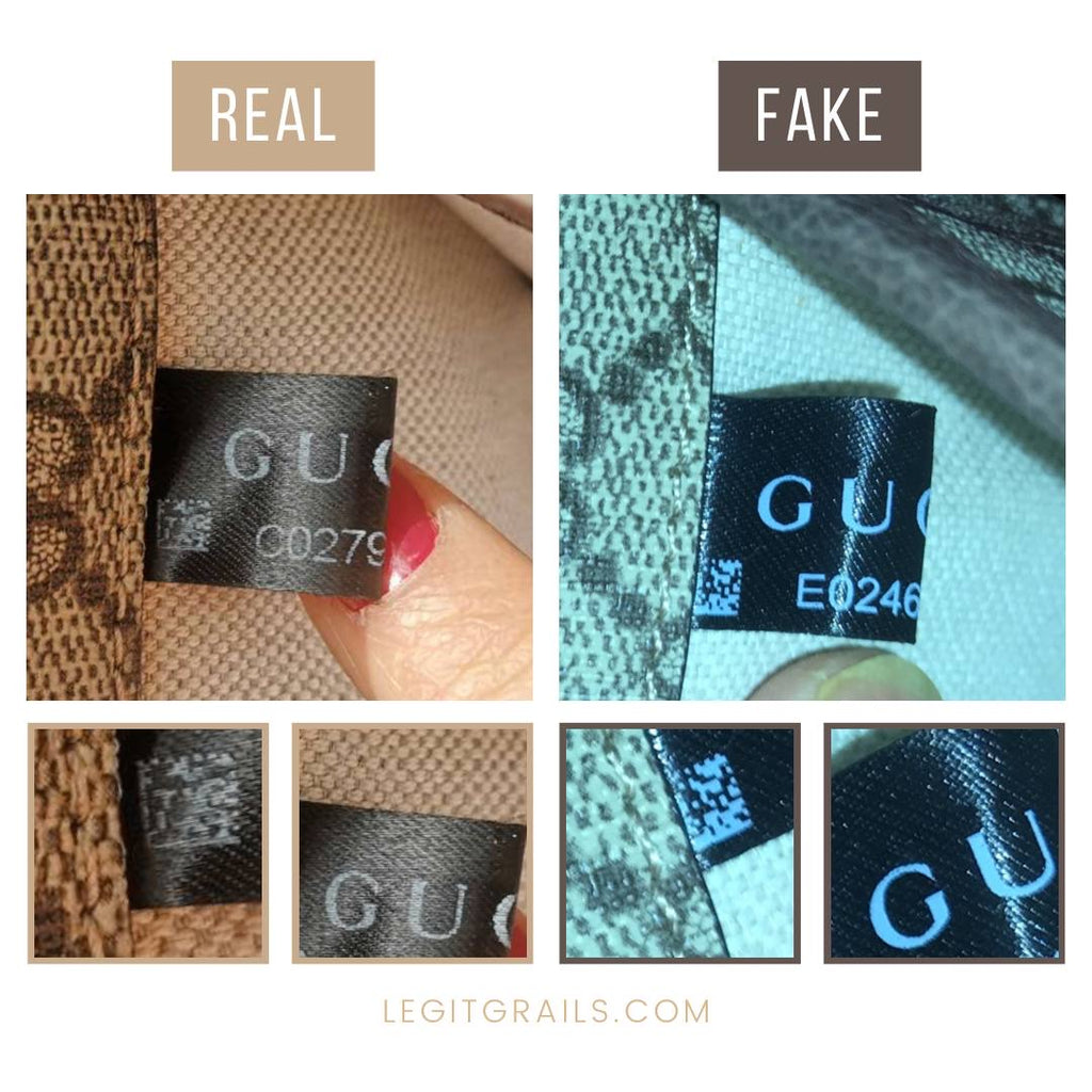 How To Tell If Gucci Bag Is Fake