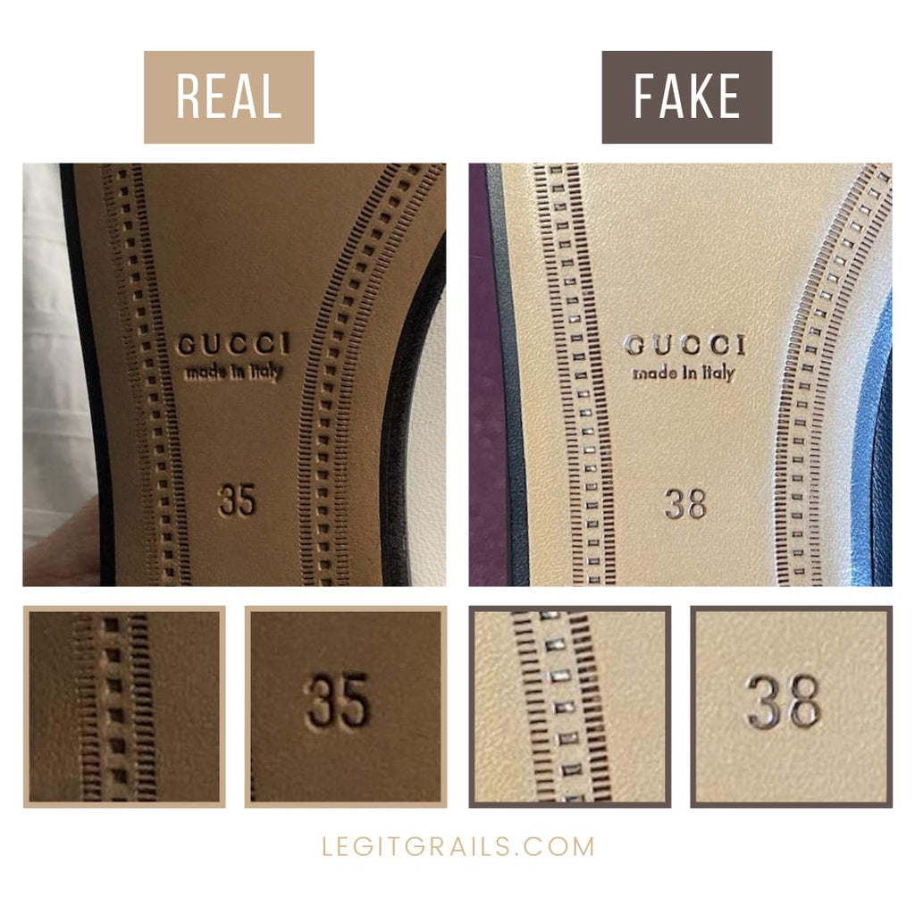 How To Tell If Gucci Brixton Is Fake