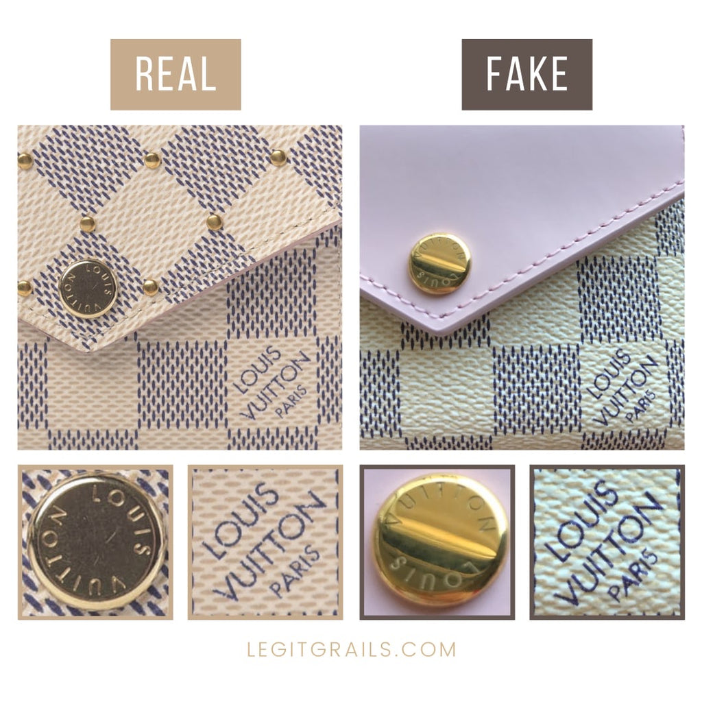 How To Tell If Louis Vuitton Wallet Is Fake