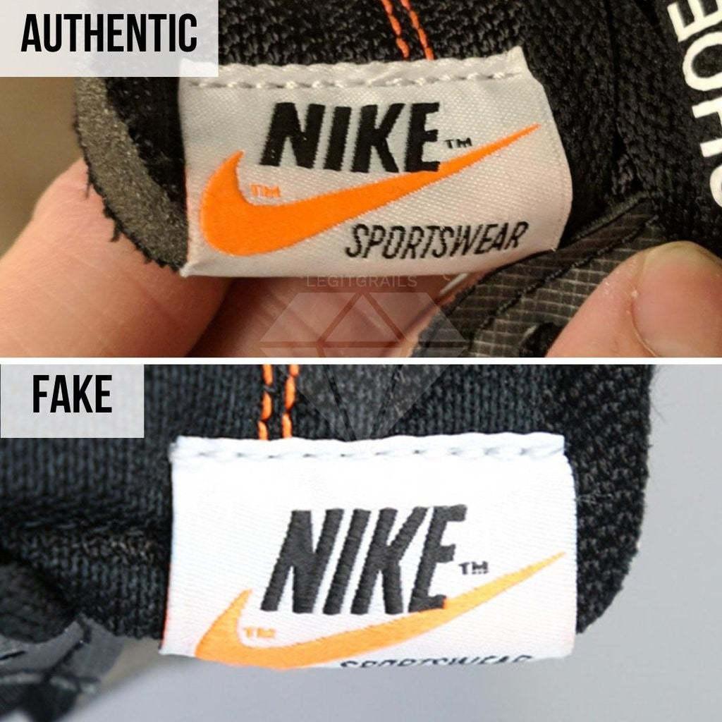 How To Tell If Nike Air Max Off-White 90 Is Fake
