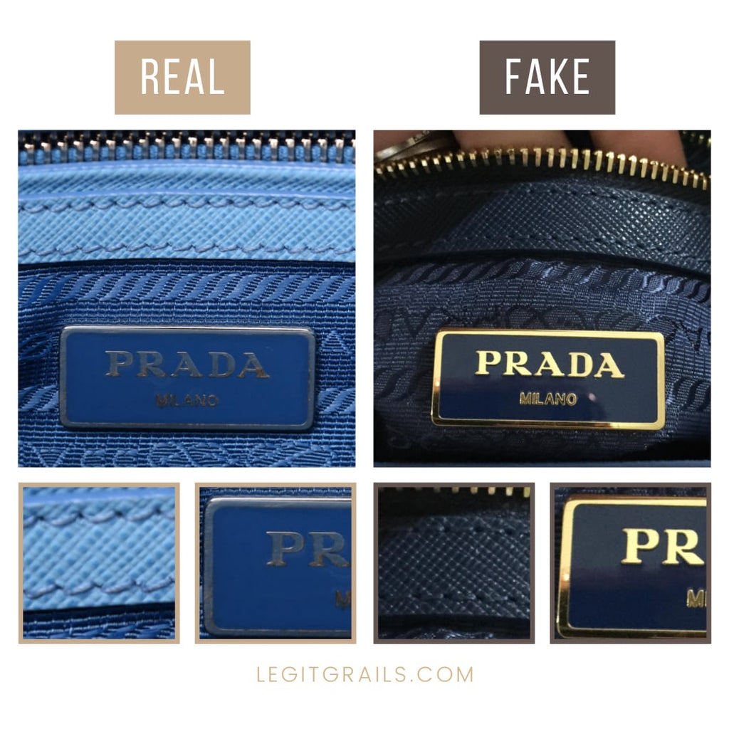 How To Tell If Prada Galleria Bag Is Fake