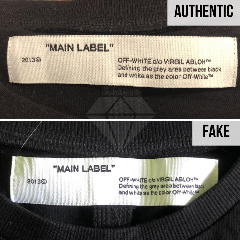 How to Authenticate Off-White