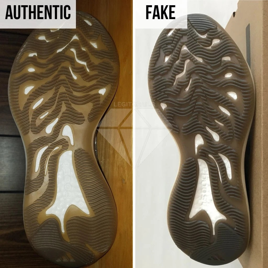 How to spot fake Yeezy 380 Mist