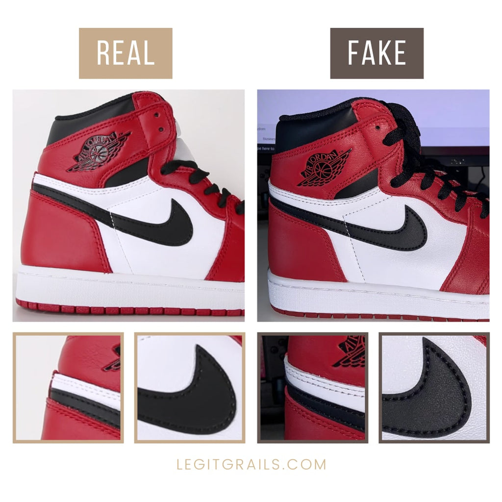 Jordan 1 Chicago 2015 Legit Check