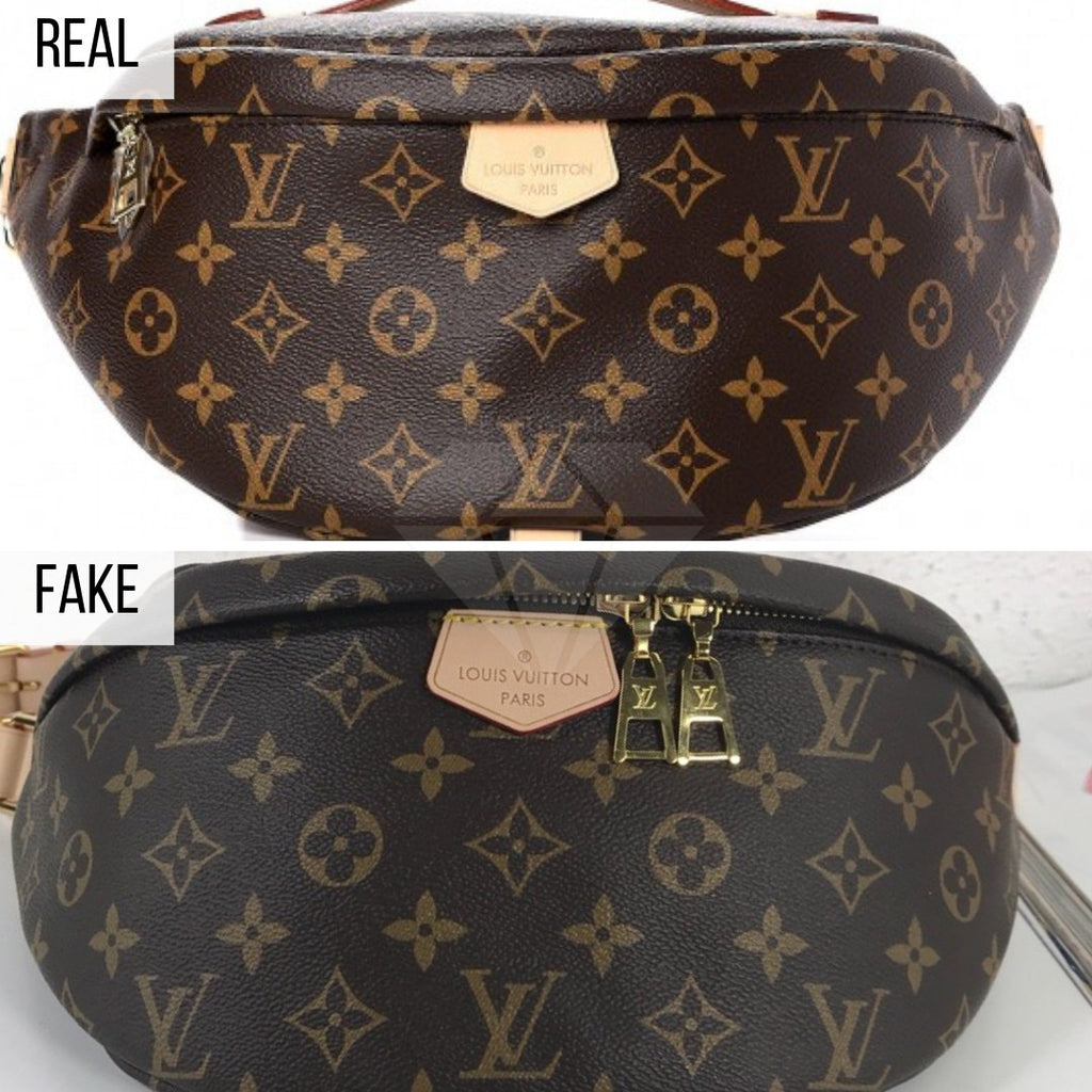 Louis Vuitton Bumbag Real VS Fake Guide: How To Legit Check Louis Vuitton Bumbag