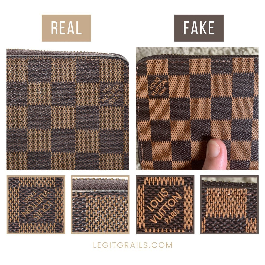 Louis Vuitton Wallet Authentication