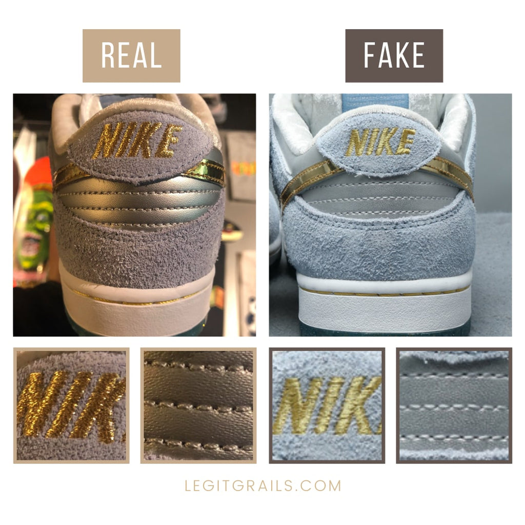 Nike Sean Cliver Dunk authentication