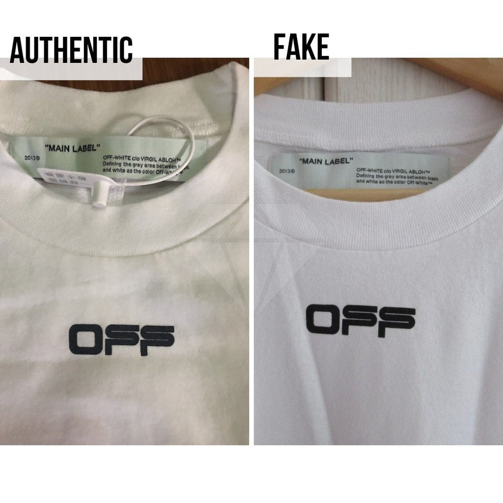 OW T-Shirt Authentication