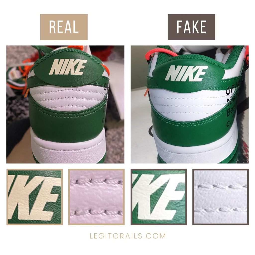 Off White Dunk Green Legit Check Guide