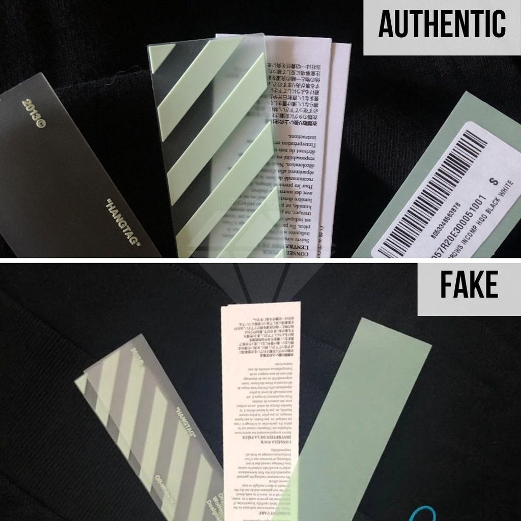 Off White Hoodie Authentication