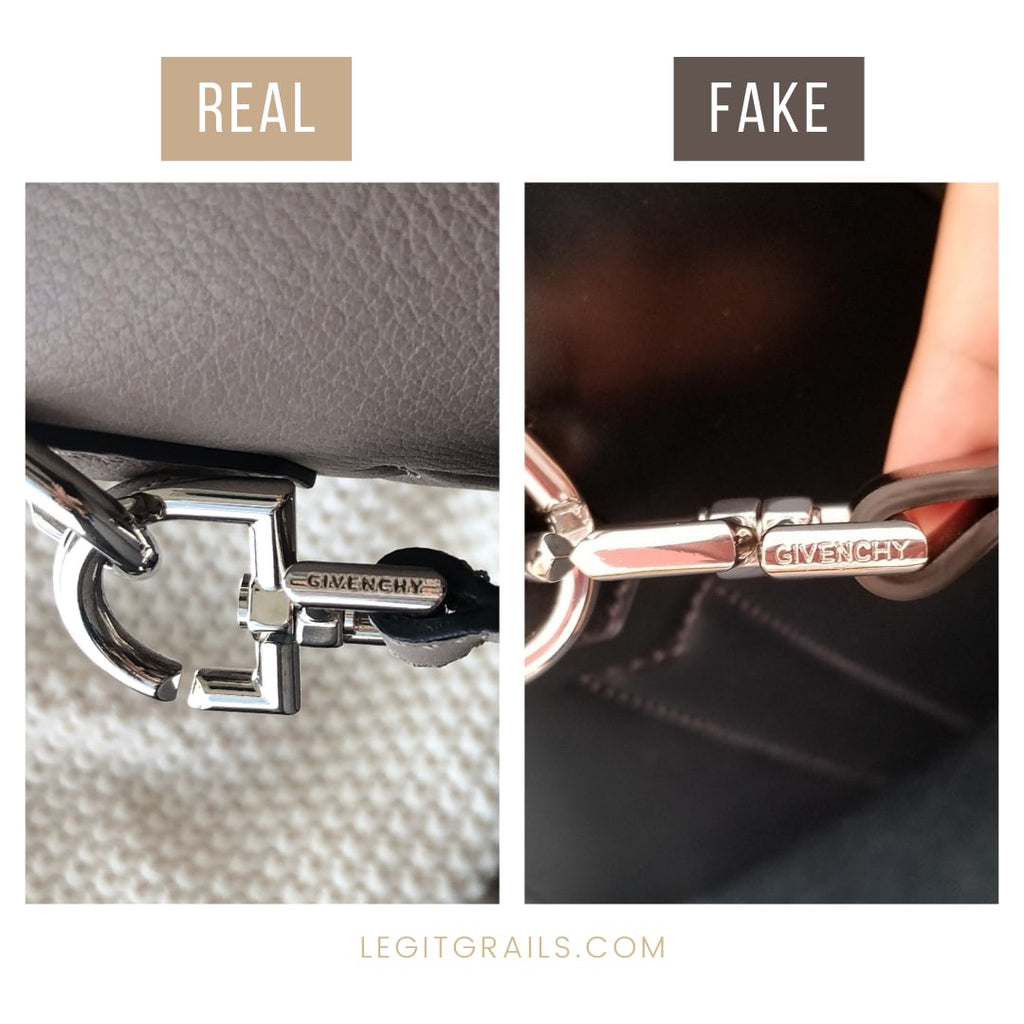 Real VS Fake Givenchy Antigona Bag