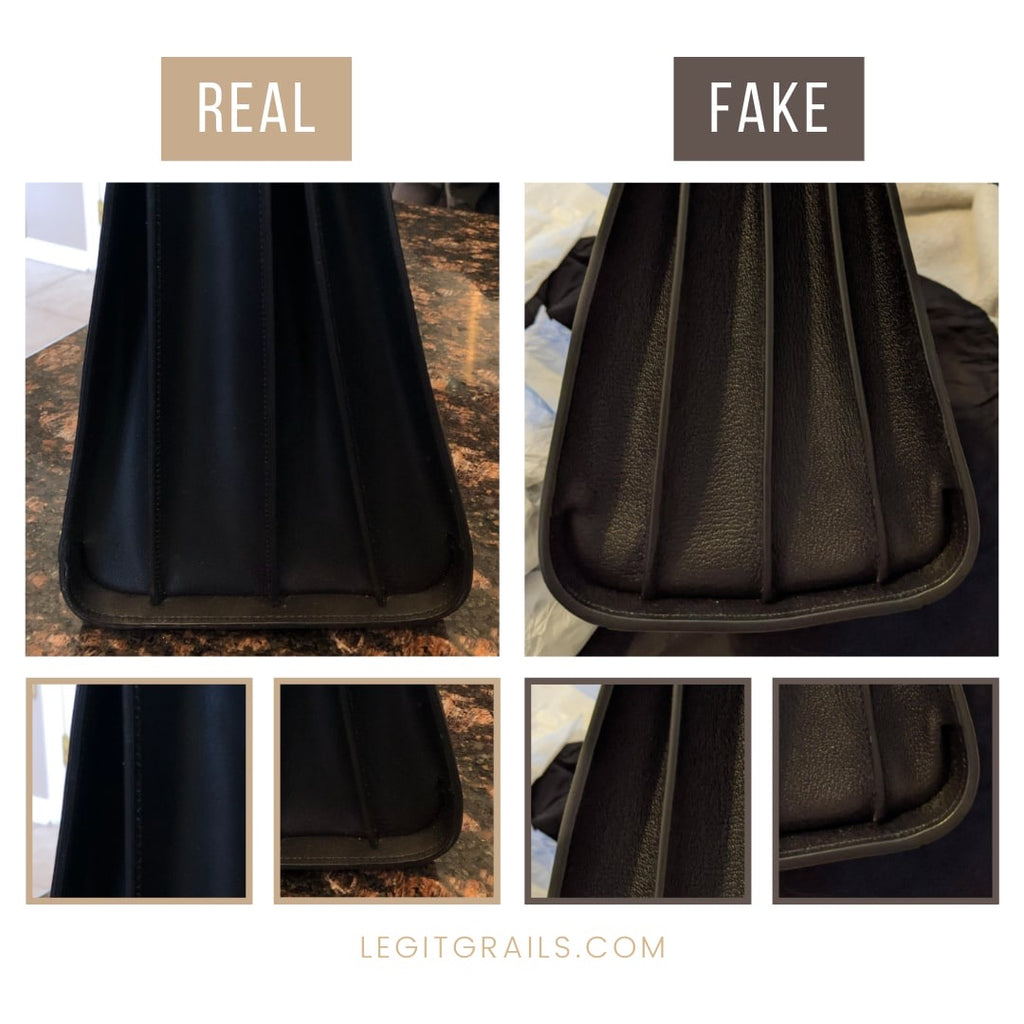 Saint Laurent Sac De Jour Bag Real Vs Fake