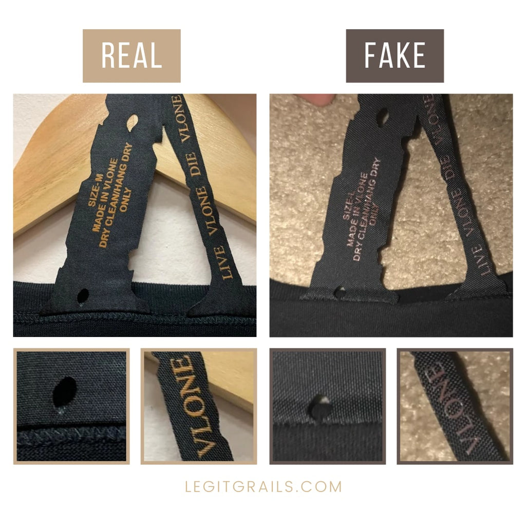 Vlone Palm Angels T-Shirt Fake vs Real