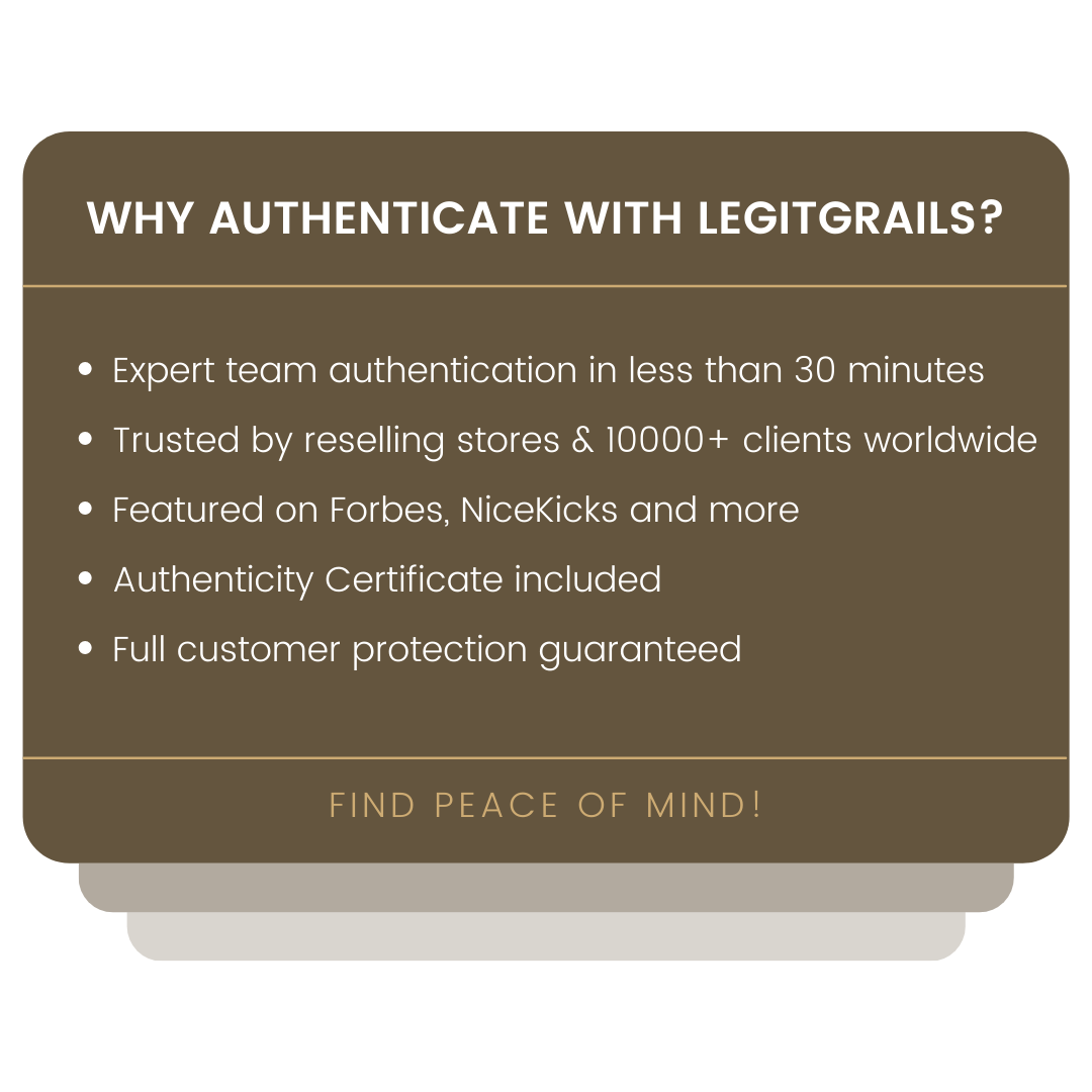 Why Authenticate With LegitGrails 2