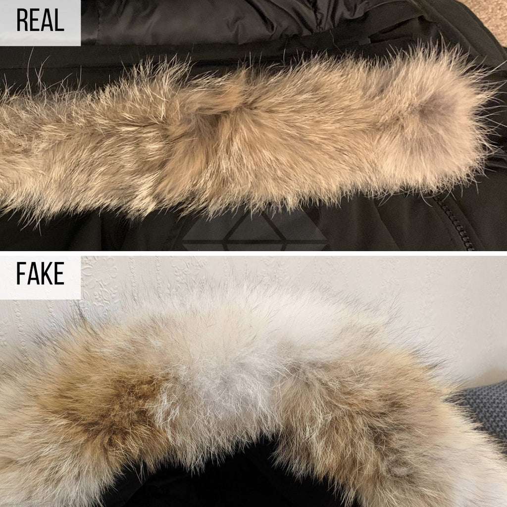How To Spot a Fake Canada Goose Jacket: The Fur Method