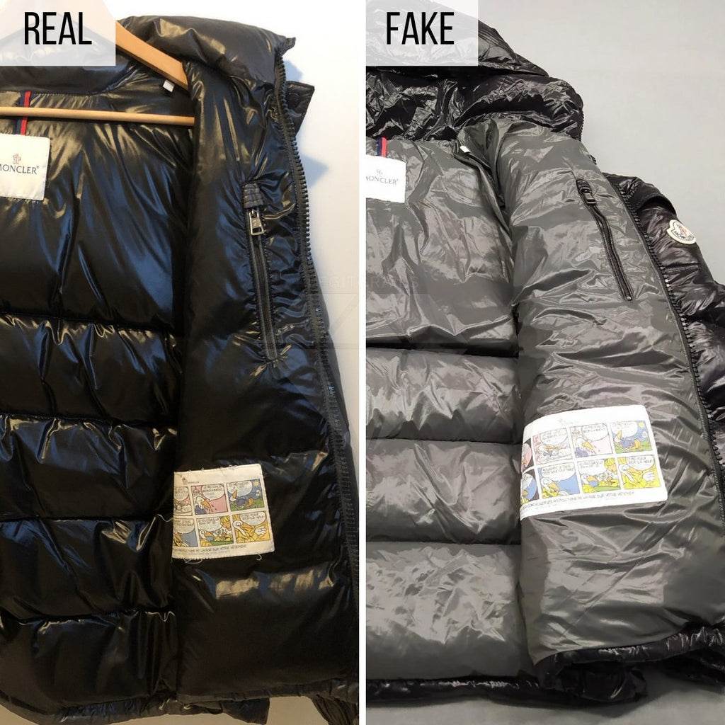 Moncler Maya Jacket Legit Check Guide: The Overall Look Method