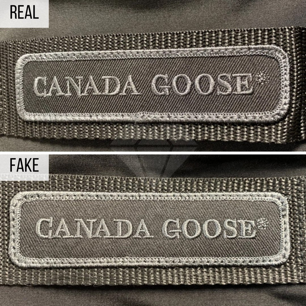 How To Spot a Fake Canada Goose Jacket: The Label Method