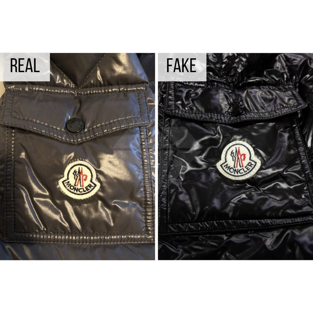 Moncler Maya Jacket Legit Check Guide: The Pocket Method