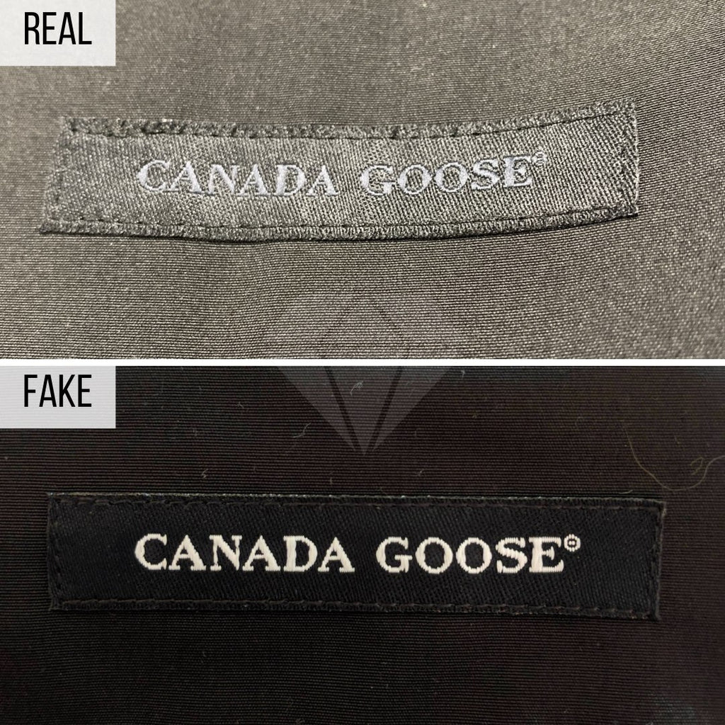 How To Spot a Fake Canada Goose Jacket: The Tag Method