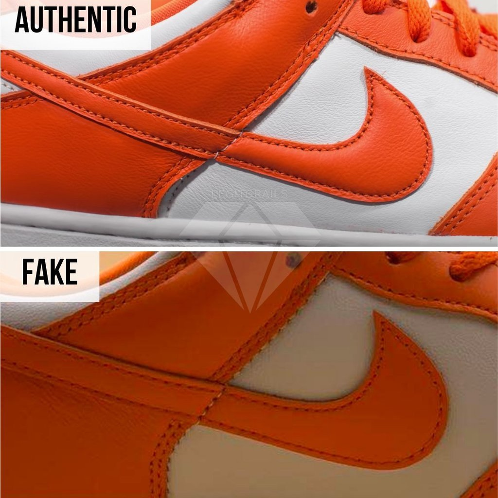 How To Authenticate Nike Dunk: The Inner Swoosh Method