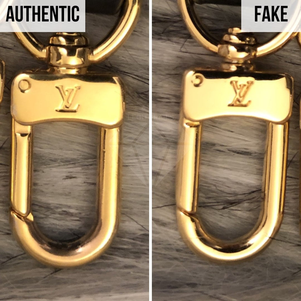 How To Tell If Louis Vuitton Palm Springs Mini Is Authentic: The Handle Attachments Method