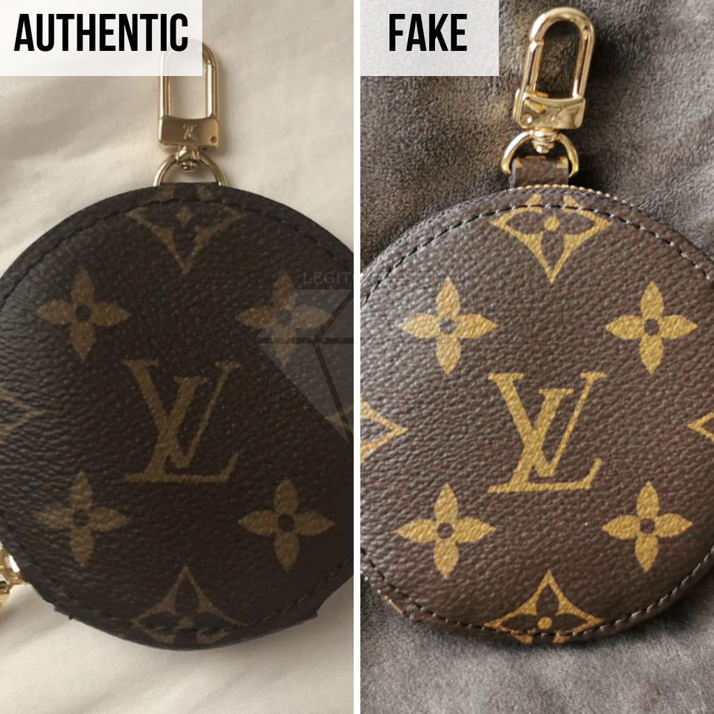 Louis Vuitton Multi Pochette Accessories Real VS Fake Guide: The Coin Purse Method