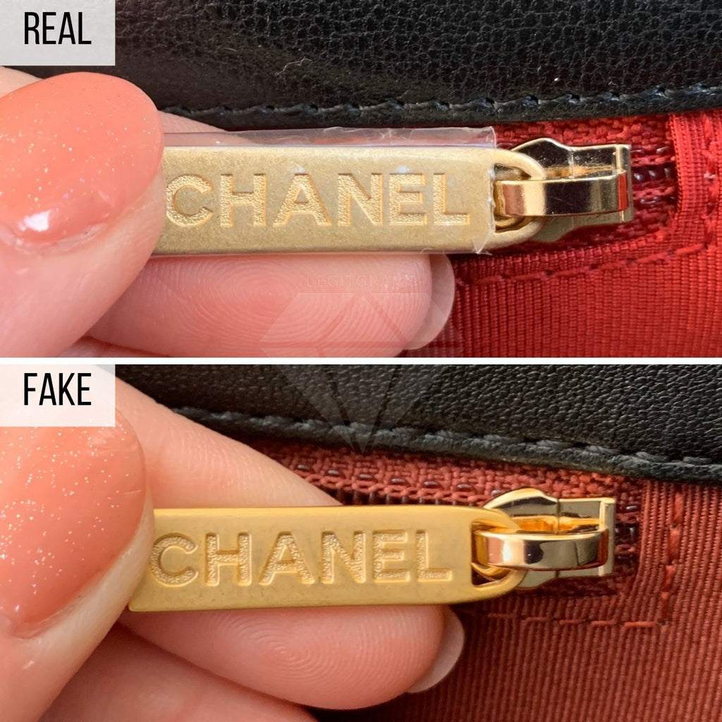 Chanel 19 Bag: The Puller Method