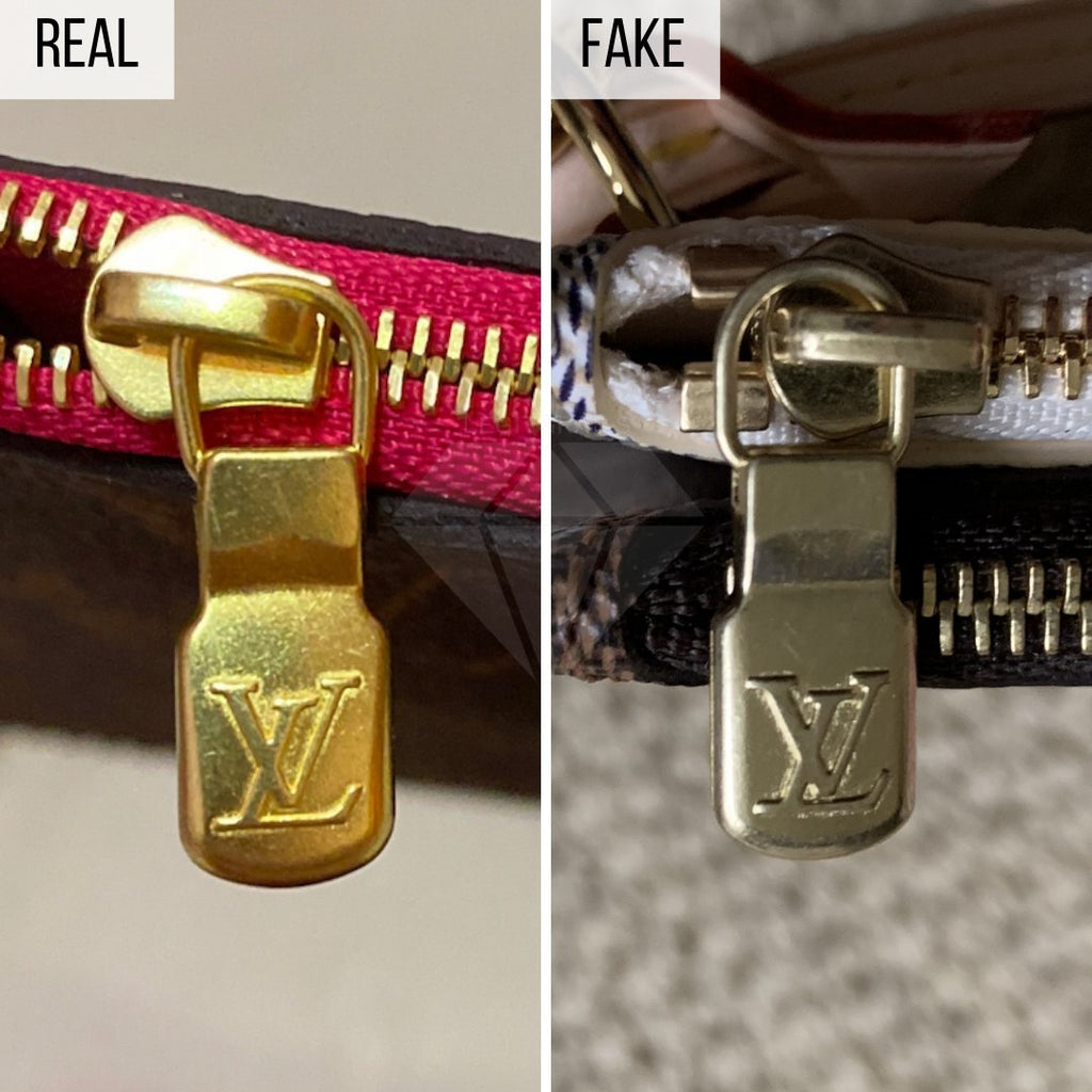 How To Spot a Fake Louis Vuitton Neverfull MM: The Puller Method