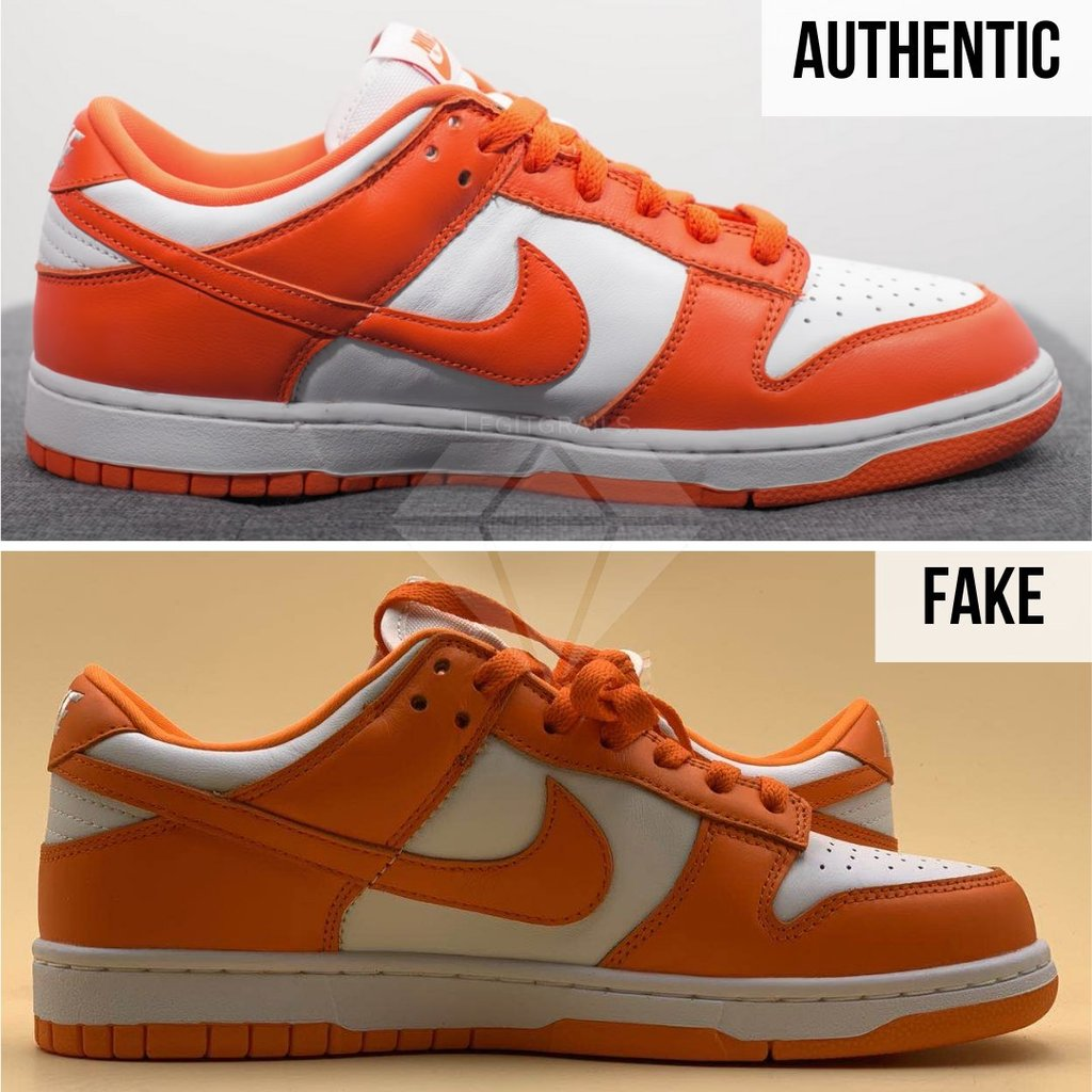 How To Authenticate Nike Dunk: The Overall Look Method (Nike Dunk Low Syracyse Authentication)