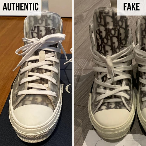 How to Legit Check Dior B23: The Front Method