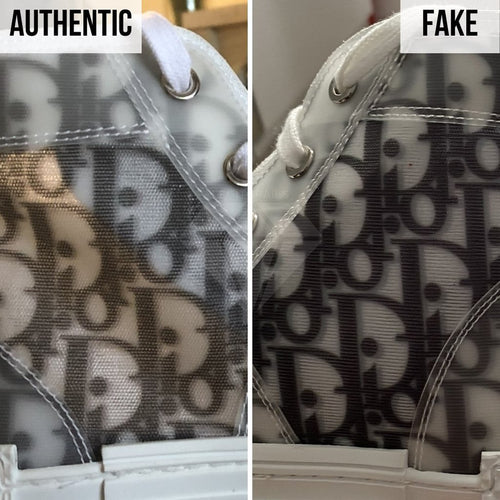 How to Legit Check Dior B23: The Text Method